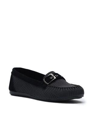 Black - Flat - Flat Shoes - Y-London