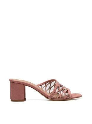 Salmon - Sandal - Slippers