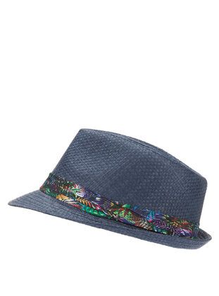 Navy Blue - Girls` Hat - DeFacto