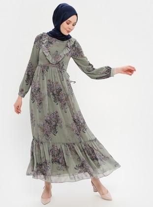 f9cf5f8e01dab Tesettür Elbise Modelleri ve Fiyatları | Modanisa