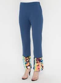 Blue - Indigo - Unlined - Suit