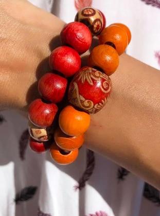 Red - Orange - Bracelet