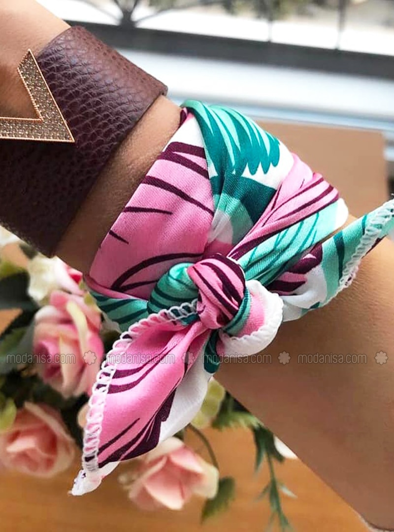 Multi - Printed - Shawl Wrap