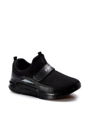 Black - Sport - Boys` Shoes
