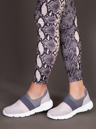 Gray - Sport - Sports Shoes - Ayakkabı Havuzu