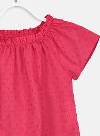 Fuchsia - Girls` Shirt