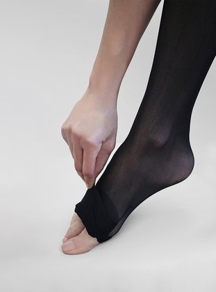 Black - Socks - Nbb