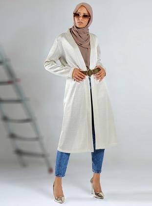 Cream - Unlined - Jacket