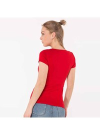 Red - T-Shirt