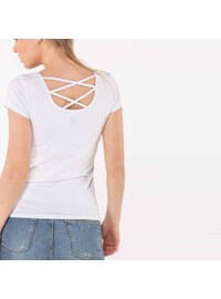 White - T-Shirt