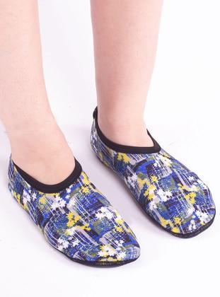 Blue - Casual - Shoes - Fit&Shop