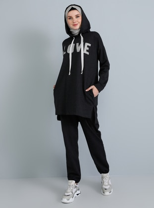 Anthracite -  - Tracksuit Set