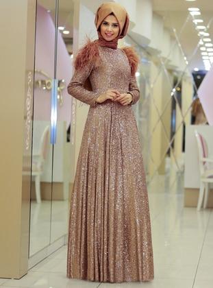 62820de7cc1c0 Gamze Özkul Festlicher Hijab Modelleri ve Fiyatları - Modanisa.com