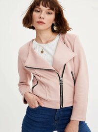 Pink - Girls` Jacket