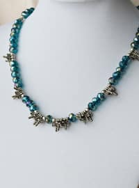 Blue - Necklace