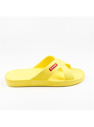 Yellow - Slippers