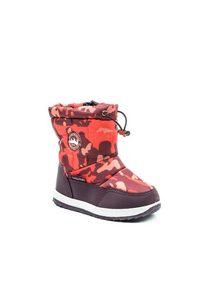 Purple - Boys` Boots