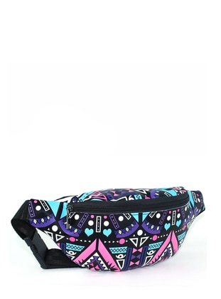 Purple - Clutch - Bum Bag