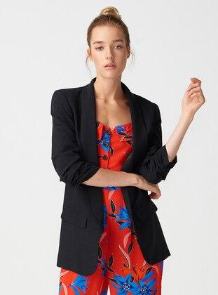 Black - Fully Lined - Jacket