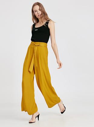 Yellow - Pants