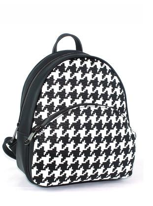 Black - White - Backpacks
