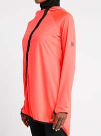 Coral - Tracksuit Top