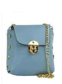 Baby Blue - Shoulder Bags