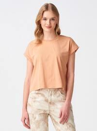 Camel - T-Shirt