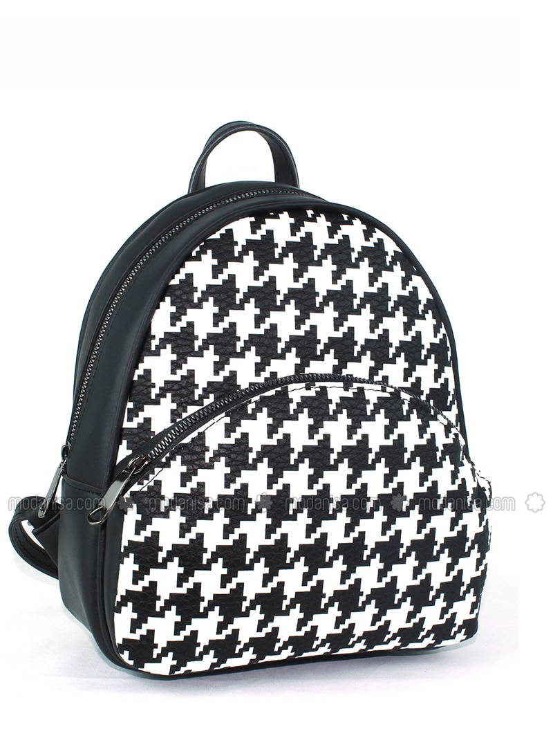 Black - White - Backpacks