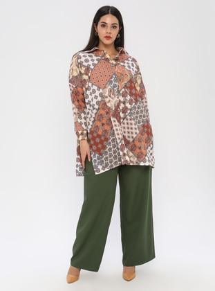 Emerald - Plus Size Pants