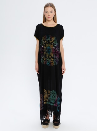 Black -  - Loungewear Dresses