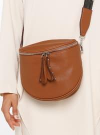 Tan - Satchel - Bum Bag