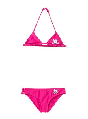 Pink - Girls` Swimsuit - DeFacto