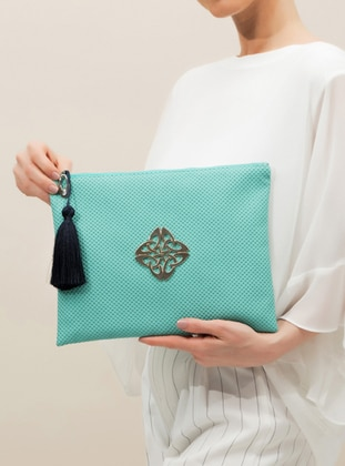 Mint - Clutch Bags / Handbags