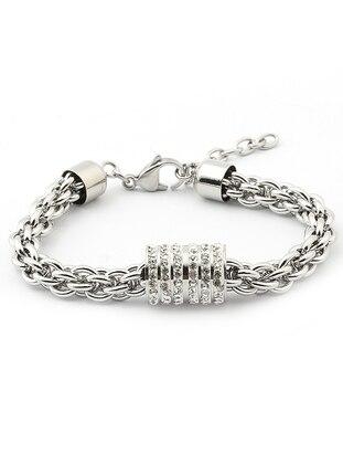 Silver tone - Bracelet