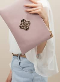 Lilac - Clutch Bags / Handbags