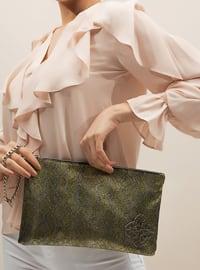 Green - Clutch Bags / Handbags