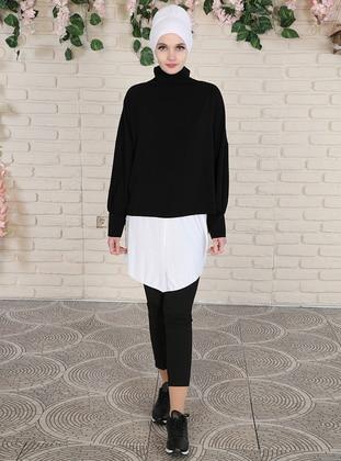 White - Neckcover