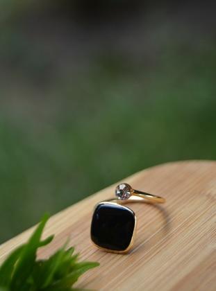 Black - Ring - Artbutika