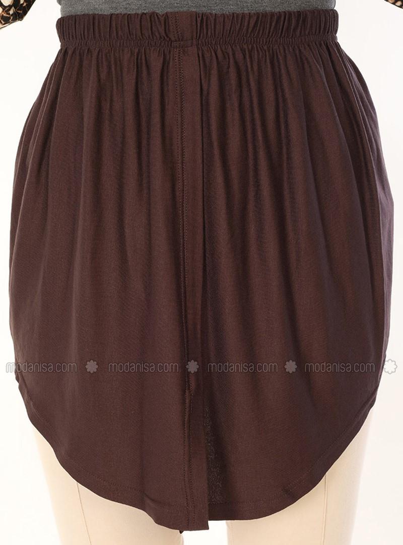 Brown - Neckcover