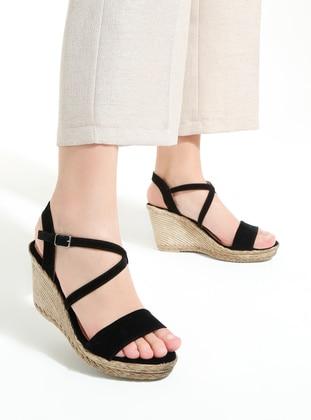 Black - High Heel - Heels
