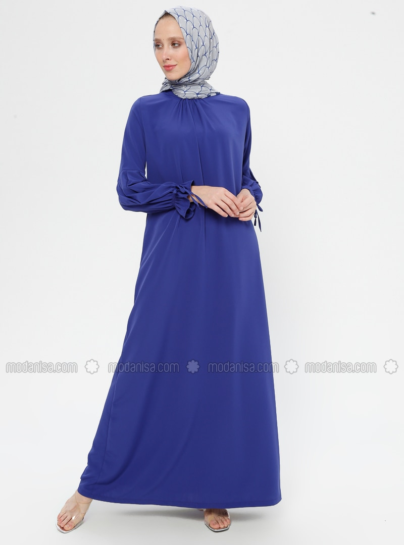Saxe - Polo neck - Unlined - Dress