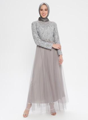 63e7649efca67 Tesettür Abiye Elbiseler - 1.100 Abiye Modeliyle | Modanisa