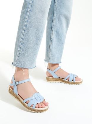 Baby Blue - Sandal - Sandal