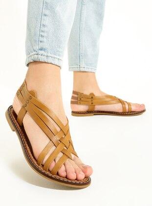 Mustard - Sandal - Sandal