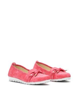 Fuchsia - Flat - Flat Shoes - Y-London