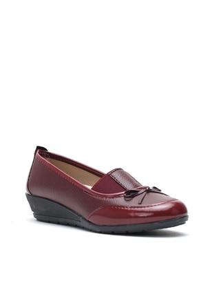 Maroon - Casual - Shoes - Y-London