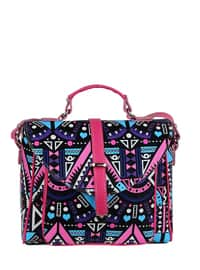 Pink - Purple - Shoulder Bags