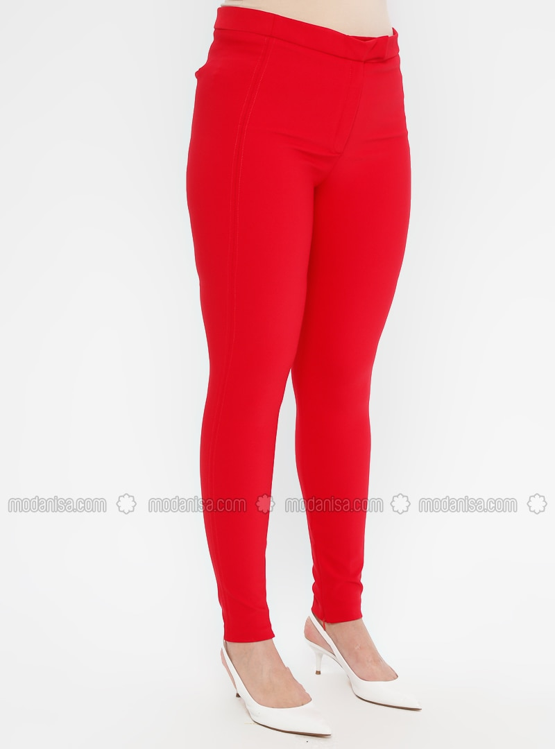 In Red Metric Size D120 153018605600D120 Trousers Size 46//32