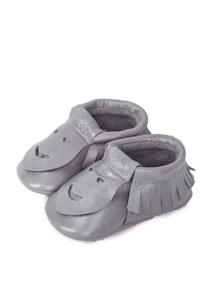 Gray - Casual - Baby Shoes